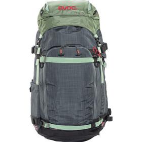 EVOC Patrol Plecak 32L, heather slate/olive